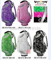2014 men's golf bag.winwin golf cart bag,genuine ball bag,free shipping man or women's golf bags