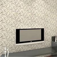 Papel de parede para quarto sala for baby room glitter wall fabric Pvc desktop vinyl wallpaper living room decoration rustic