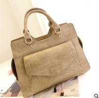 Hot 2014 bag for woman casual bag woman's brand leather handbag good quality