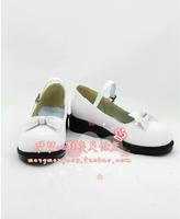 Anime Danganronpa Dangan Ronpa Fujisaki Chihiro Cosplay Shoes Party Boots