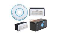 Special offer wholesale switch, super MINI MINI Bluetooth ELM327 Bluetooth OBD2 vehicle detector 1PCS
