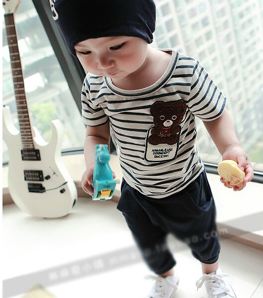 Discount Designer Baby Boy Clothes suit cheap baby clothes