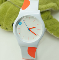 2014 new watch Wristwatchessemicircle  fashion watch women dress watches quartz watch + free shipping