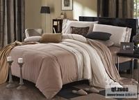 2014 HOT!!! 6Pcs bedding set American and European pastoral bedclothes king queen size comforter set  duvet cover bed set
