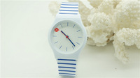 2014 new watch Wristwatches navy style  fashion watch women dress watches quartz watch + free shipping