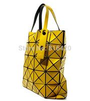2014 Fashion Miyake Great Quality Bag woman Handbags  famous brands desigual Style Free Shipping