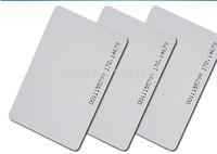 Free Shipping 100PCS EM ID CARD 4100/4102 reaction ID card 125KHZ RFID Card