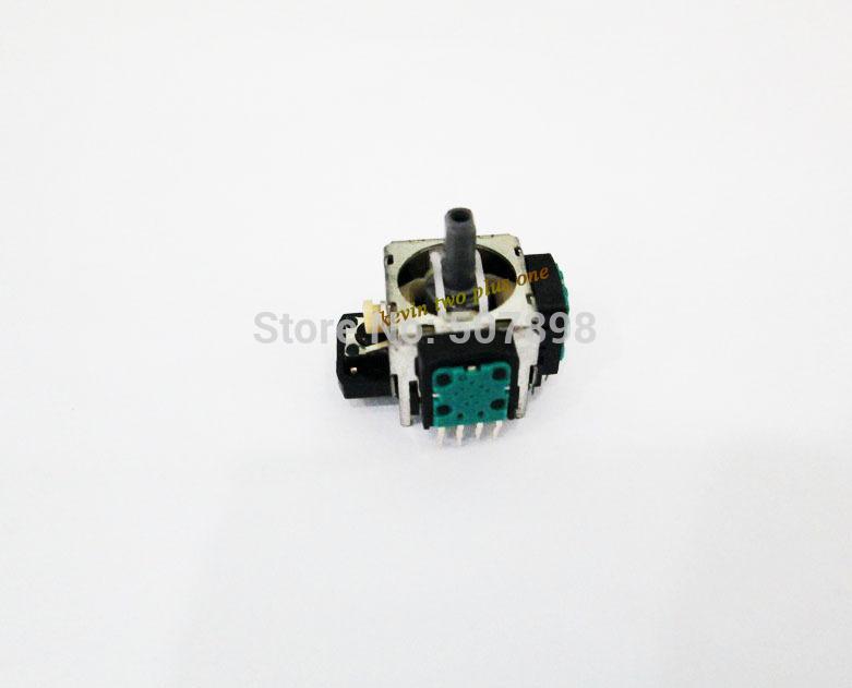 10PCS/LOT Replacement 3D Analog Joystick Stick Module For PS3 Controller, Free shipping!(China (Mainland))