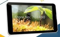 "Dual core mobile phone PAD MTK8312 Dual card 7"" tablets gsm+wcdma 3G+WiFi+OTG GPS G-sensor Free shipping"