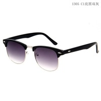 2014 Fashion Sun Glasses Clubmaster Sunglasses Women Brand Designer Cat Eye Glasses Man Sunglass gafas de sol Men oculos
