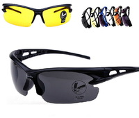 Security Explosion-proof UV 400 Sunglasses Sport Cycling Glasses Goggles