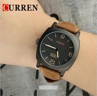 Fashion Military Army Vogue Casual Wristwatches Quartz Business Mens Watches  Relogio Rolojes 2014 New Original Curren