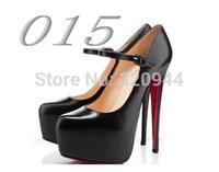 Hot Selling Women High heel Peep toe Shoes Women Pumps Red Buttom Sxey Wedding high-heeled women Shoes Sandals EUR34-42