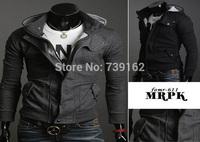 new fashion brand winter men Sweater, fleece hooded jacket, coat guard shirts, men's jackets, casual jackets, hooded cardigan