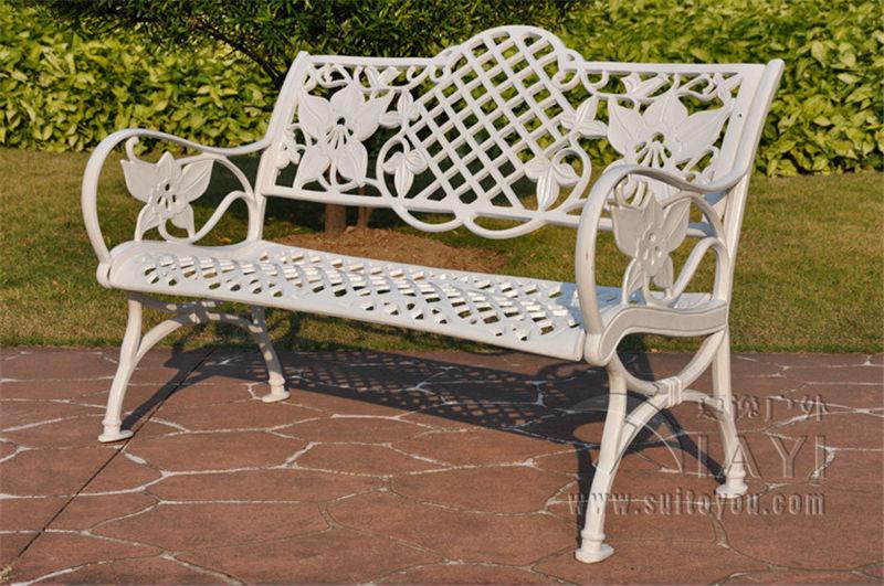 Achetez en Gros chaises d'extérieur en fonte d'aluminium ...