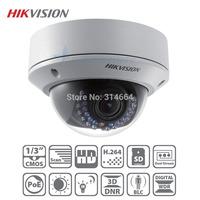 Hikvision DS-2CD2732F-IS POE 3MP Vari-focal IP66 Network Alarm VF IR Audio Dome Camera