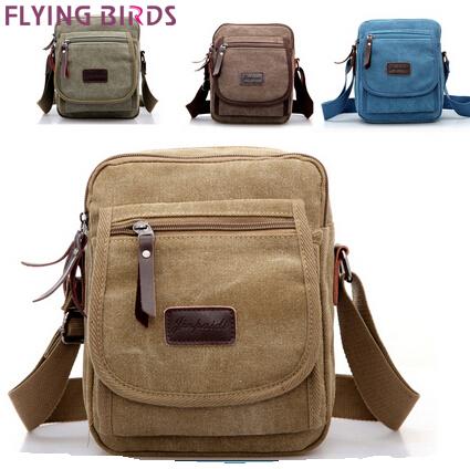 Flying birds! 2014 new arrive hot promotion men messenger bags shoulder bag canvas travel sport men bag high quality LM0016(China (Mainland))