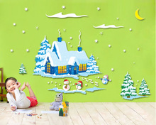 christmas wall decoration promotion
