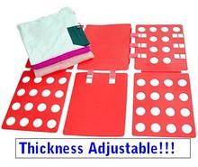 wholesale garment fold
