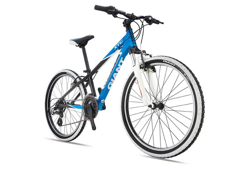 Bikes 24 Inch Mountain Bikes Authentic inch giant XTC JR