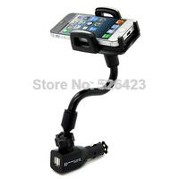 Car Charger Cigarette Lighter Mount Holder For Samsung Galaxy S5 i9600
