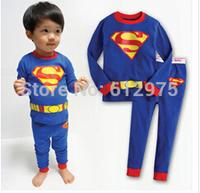 Kids Boys Pajama Set Tayo the Little Bus Children Costume Nightie/Pyjamas Clothing Sets Home Wear Cotton