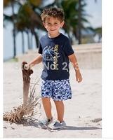 2014 Summer children's clothing boys set casual sportswear fashion cotton T-shirt