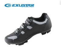 Exustar SM-346 mountain bike cycling shoes from locking shoes, PM86 clipless pedals