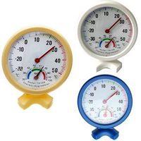 2014 New Brand Cute Design Moisture Meters Wet Hygrometer Thermometer Temp Temperature Meter For Sale
