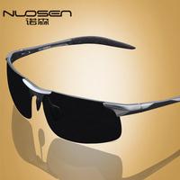 Men's Fashion Polarized Sunglasses Brand Northumbria polarized sunglasses male sunglasses sports aluminum magnesium Sun Glasses
