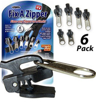 Universal Instant Zip Replacement Repair Broken Fixer Fix A Zipper Clothes Kit Fixes Any Zipper In A Flash