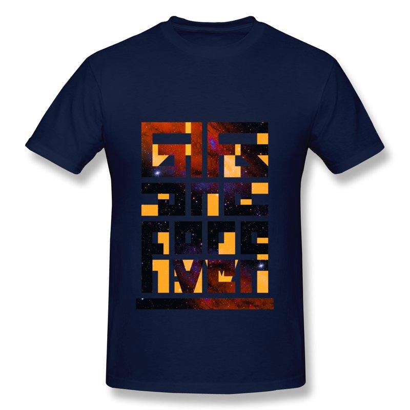 Regular T Shirt Mens GIFS Are Forever Geek Texts T Shirts Men dropshipping wholesale retail(China (Mainland))