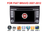 2014 New Car DVD FIAT BRAVO 2007-12 DVD+SWC+ATV+IPOD+BT+Radio/RDS+Telephone book+AUX IN+GPS+CAN BUS Free shipping HD Screen