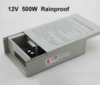 constant voltage outdoor use waterproof ip65 input 110v 220v to 500w 48v 10a 24v 20a 12v 40a switching power supply