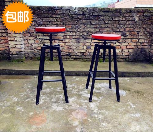 Fezes criativas levantar transporte elevado fezes bar cadeira de madeira fezes bar cadeira bar elegante simplicidade(China (Mainland))