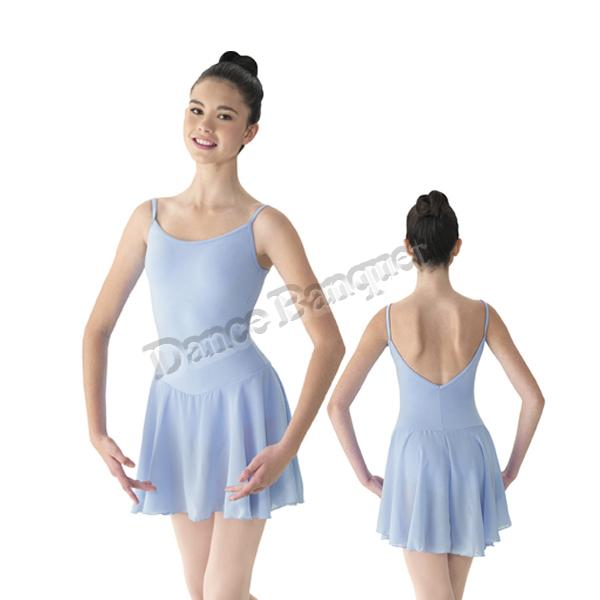 100% Cotton Lycra girls adorable camisole dress features a V back, ballet dress women, leotard adult, ballet bodysuit, dancewear(China (Mainland))