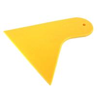 2pcs/lot Auto Car Care Tools Plastic Wiper Plate Glass Scraper For Car Styling Sticker/Carbon Fiber/Protection Film Vinyl Tools