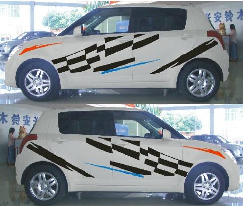 Graphics For Swift Sticker Graphics Wwwgraphicsbuzzcom - Graphics for alto car
