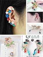 $12.9/2designs, women personality fashion earrings ear cuff