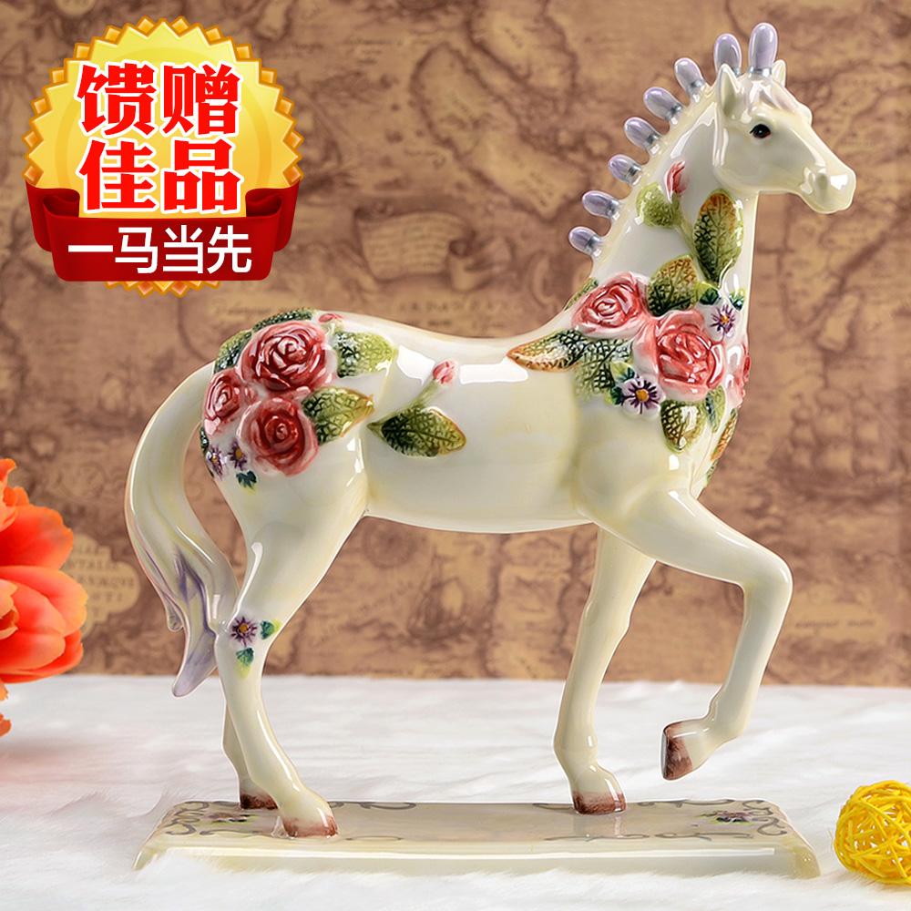 Online kopen wholesale keramische paard uit china keramische paard groothandel - Mode decoratie ...