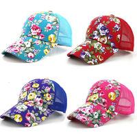 Sports ADJUSTABLE Flat Cap Autumn-summer baseball snapback Floral caps New Man woman hip-hop hats Outdoors sun hat FreeShipping