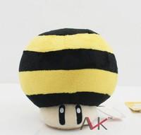 Free Shipping 11cm  plush toy queen of mushrooms,children plush toy