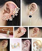 $12.3/2design, Women fashion personality elengant earrings,ear cuff