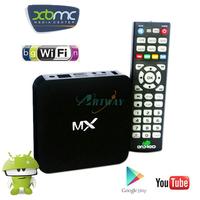 Cheapest XBMC pre-installed Android 4.2 TV set top box Google Smart Amlogic 8726-MX Dual core 1.5GHz 1G 8GB HDMI AV SPDIF 4xUSB