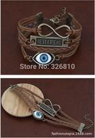 Best friend Bracelet trade retro eyeballs of infinity bracelet!