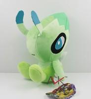 Free Shipping 20cm plush toy  Celebi  children plush toys gift