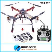 DJI F450 4-axis Multicopter Quadcopter Frame RTF w/MWC+Radio+Motor+ESC+Propeller+Battery+Changer+Landing Gear