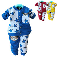 1 piece retail baby set new 2014 Autumn high quality boy set baby clothes set PANYA HR02