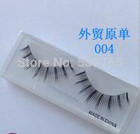 human hair eyelashes false strip eyelash extension hign quality