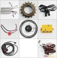 2014 48v 1500w high power electric bicycle diy rear wheel conversion kit